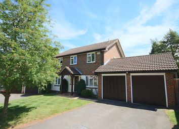 Thumbnail 4 bed detached house for sale in Talbots Drive, Maidenhead