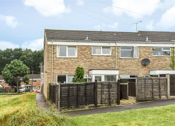 Thumbnail 3 bed end terrace house to rent in South Meadow, Crowthorne, Berkshire