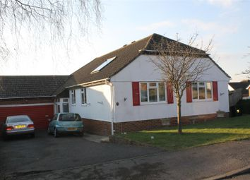 Thumbnail 4 bed detached house for sale in Hillborough Close, Bexhill-On-Sea