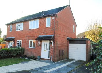 Thumbnail 2 bed semi-detached house for sale in Lockheed Close, Leamington Spa