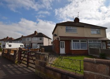 Thumbnail 3 bedroom semi-detached house to rent in Rosslyn Gardens, Alvaston, Derby