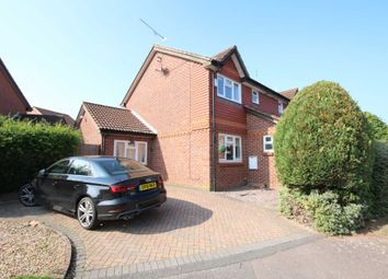 Thumbnail 3 bed semi-detached house for sale in Mary Mead, Warfield, Bracknell