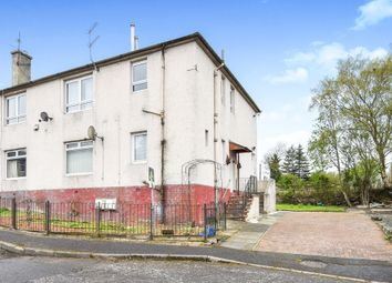 Thumbnail 2 bed flat for sale in Herdston Place, Cumnock