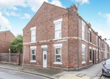 Thumbnail 2 bed terraced house for sale in Allerton Street, Doncaster