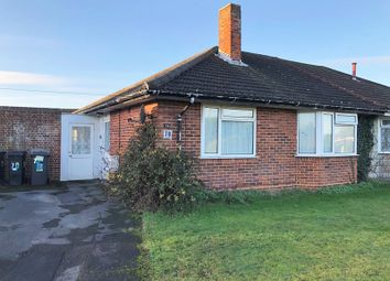 Thumbnail 2 bedroom semi-detached bungalow for sale in Durdells Avenue, Bear Cross, Bournemouth
