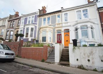 Thumbnail 3 bed terraced house to rent in Merrywood Road, Southville, Bristol