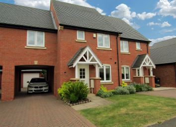 Thumbnail 3 bed mews house for sale in Whissendine Way, Syston, Leicester