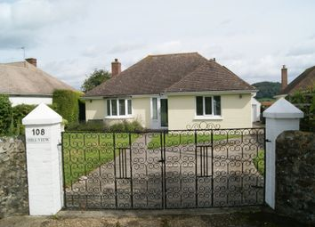 Thumbnail 3 bed detached bungalow for sale in Scalwell Lane, Seaton