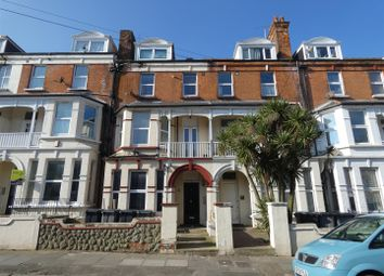 Thumbnail 2 bed flat to rent in Surrey Road, Cliftonville, Margate