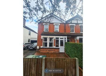 Thumbnail 3 bed semi-detached house to rent in Sidney Road, Staines-Upon-Thames