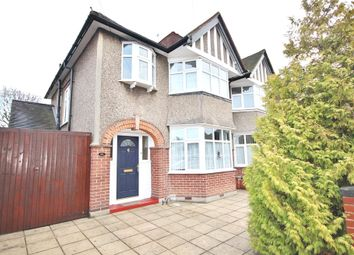 Thumbnail 3 bed semi-detached house for sale in Constance Road, Twickenham