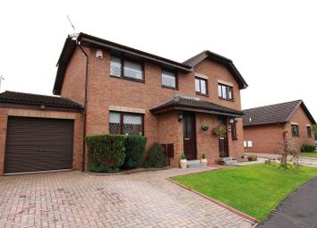 Thumbnail 3 bed semi-detached house for sale in Dunlop Grove, Uddingston, Glasgow