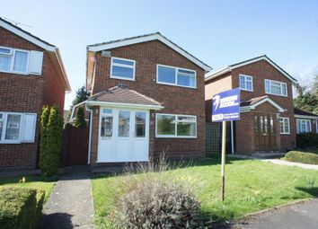 Thumbnail 3 bed detached house for sale in Archer Way, Swanley, Kent