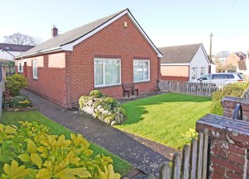 3 bed detached bungalow for sale in Glebelands, Exminster, Exeter EX6