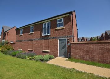 Thumbnail 2 bed detached house for sale in Apollo Avenue, Fairfields, Milton Keynes