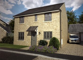 Thumbnail 4 bedroom detached house for sale in The Milton, Blunsdon Meadow, Swindon, Wilts