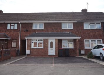 Thumbnail 3 bed terraced house for sale in Lister Road, Atherstone