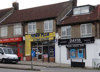 Thumbnail Retail premises for sale in 3 Shirley Avenue, Chatham, Kent