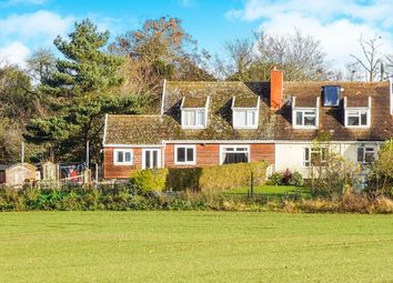 Thumbnail 3 bed semi-detached house for sale in Callender House, Barsham, Beccles