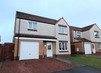 Thumbnail 4 bed detached house for sale in Croftcroighn Court, Glasgow