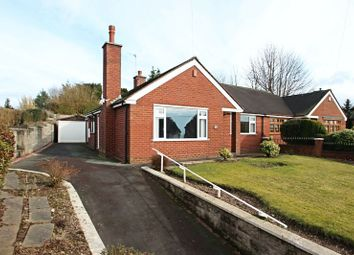 Thumbnail 2 bed semi-detached bungalow for sale in Star & Garter Road, Longton, Stoke-On-Trent