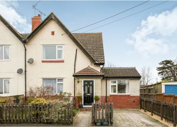 Thumbnail 3 bed end terrace house for sale in Thorne Road, Netheravon, Salisbury