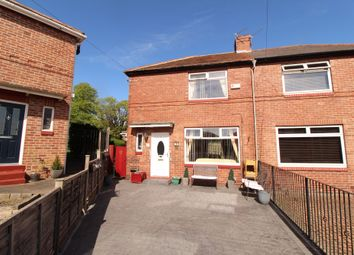 Thumbnail 3 bedroom semi-detached house for sale in Heyburn Gardens, Benwell, Newcastle Upon Tyne
