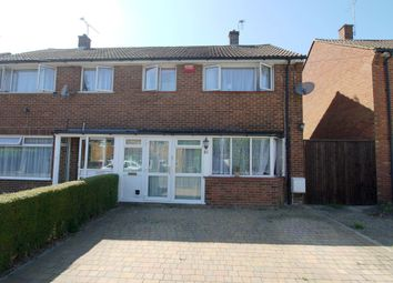 Thumbnail 3 bed semi-detached house for sale in Castle Drive, Kemsing, Sevenoaks