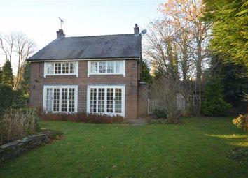 Thumbnail 3 bed detached house for sale in Ireton Wood, Idridgehay, Belper, Derbyshire