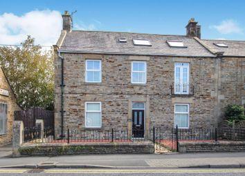 Thumbnail 4 bed maisonette for sale in Alemouth Road, Hexham