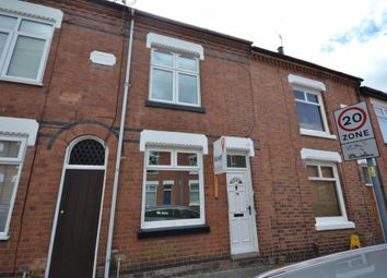 Thumbnail 2 bedroom terraced house to rent in Avenue Road Extension, Clarendon Park, Leicester