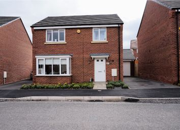 Thumbnail 4 bed detached house for sale in Taper Close, Kingswinford