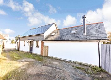 Thumbnail 3 bed detached house for sale in Week St. Mary, Holsworthy