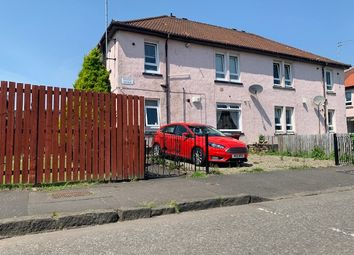 Thumbnail 2 bed flat for sale in Graham Avenue, Cambuslang, Glasgow