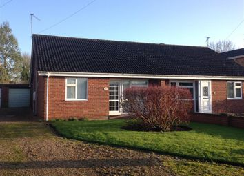 Thumbnail 2 bedroom bungalow to rent in Orchid Avenue, Dereham