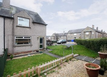 Thumbnail 2 bed semi-detached house for sale in Crum Crescent, Stirling