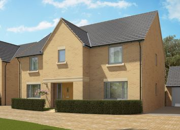 "Thumbnail 5 bed detached house for sale in ""The Wells Variation"" at Heron Road, Northstowe, Cambridge"
