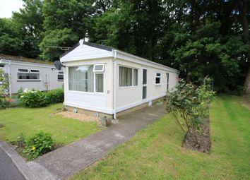 Thumbnail 1 bedroom mobile/park home for sale in Wood Green, Mowbreck Park, Wesham, Preston, Lancashire
