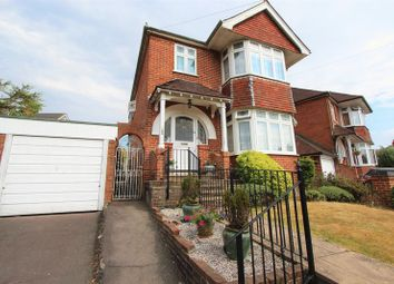 Thumbnail 3 bed detached house for sale in Brownlow Gardens, Southampton