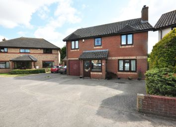Thumbnail 4 bed detached house for sale in Ash Tree Close, Occold, Eye