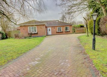 Thumbnail 4 bed bungalow for sale in Back Lane, Bilsby, Alford