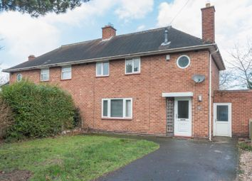Thumbnail 3 bed semi-detached house to rent in Edenbridge Road, Hall Green, Birmingham