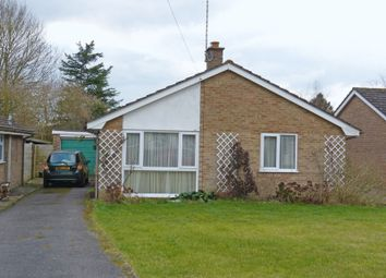 Thumbnail 3 bed detached bungalow for sale in Downs View Close, Haxton, Salisbury