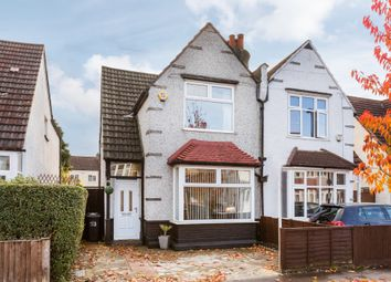 Thumbnail 3 bed semi-detached house for sale in Meadvale Road, Croydon