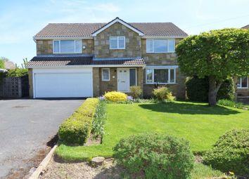 Thumbnail 5 bed detached house for sale in Five Oaks, Baildon, Shipley