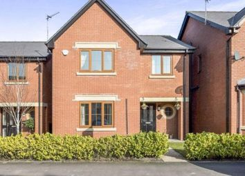 Thumbnail 4 bed detached house for sale in Moss Lane, Hesketh Bank, Preston, England