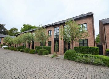 Thumbnail 4 bed town house to rent in Calluna Mews, Palatine Road, West Didsbury, Manchester, Greater Manchester