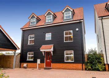 Wyborne Park, Great Wakering SS3. 4 bed detached house for sale
