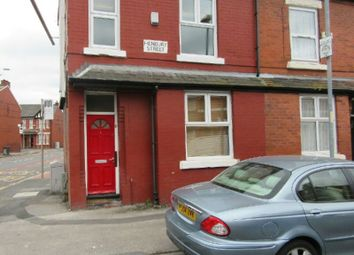 Thumbnail 2 bedroom terraced house to rent in Henbury Street, Moss Side, Manchester