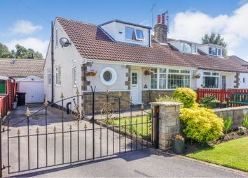 Thumbnail 2 bed semi-detached bungalow for sale in The Rowans, Leeds